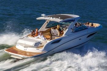 2019 SEA RAY SLX 350