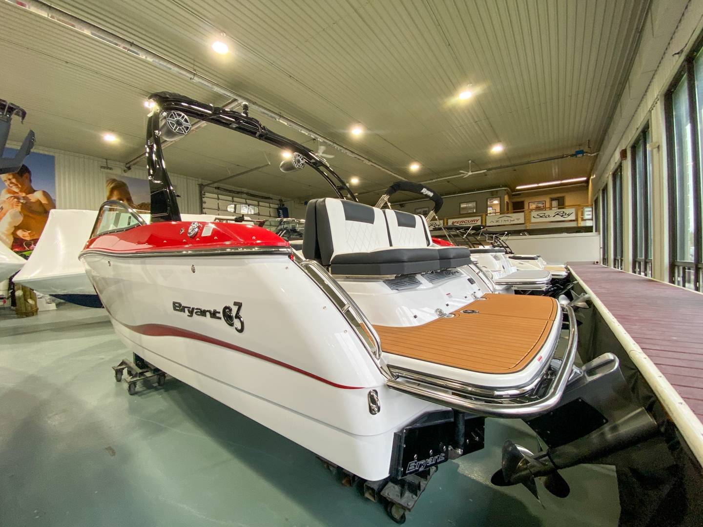 2021 Bryant boat for sale, model of the boat is C3 SURF & Image # 18 of 20