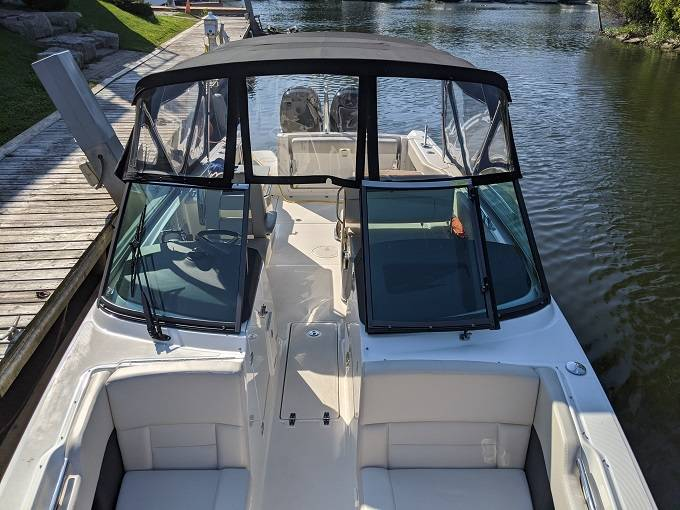 2016 Boston Whaler boat for sale, model of the boat is 27 VANTAGE & Image # 18 of 18