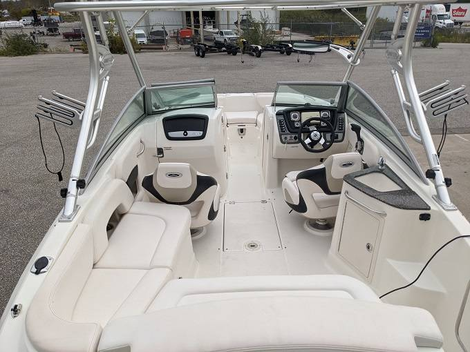 2010 Chaparral boat for sale, model of the boat is 224 SUNESTA & Image # 17 of 18
