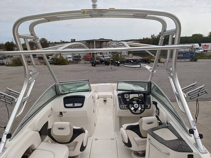 2010 Chaparral boat for sale, model of the boat is 224 SUNESTA & Image # 18 of 18