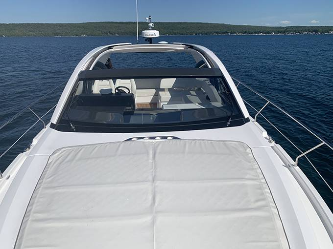 2020 Fairline boat for sale, model of the boat is 43 TARGA & Image # 27 of 34