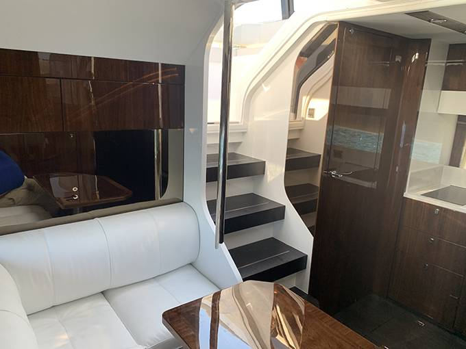 2020 Fairline boat for sale, model of the boat is 43 TARGA & Image # 13 of 34