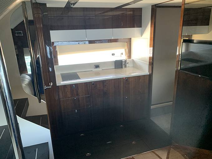 2020 Fairline boat for sale, model of the boat is 43 TARGA & Image # 19 of 34
