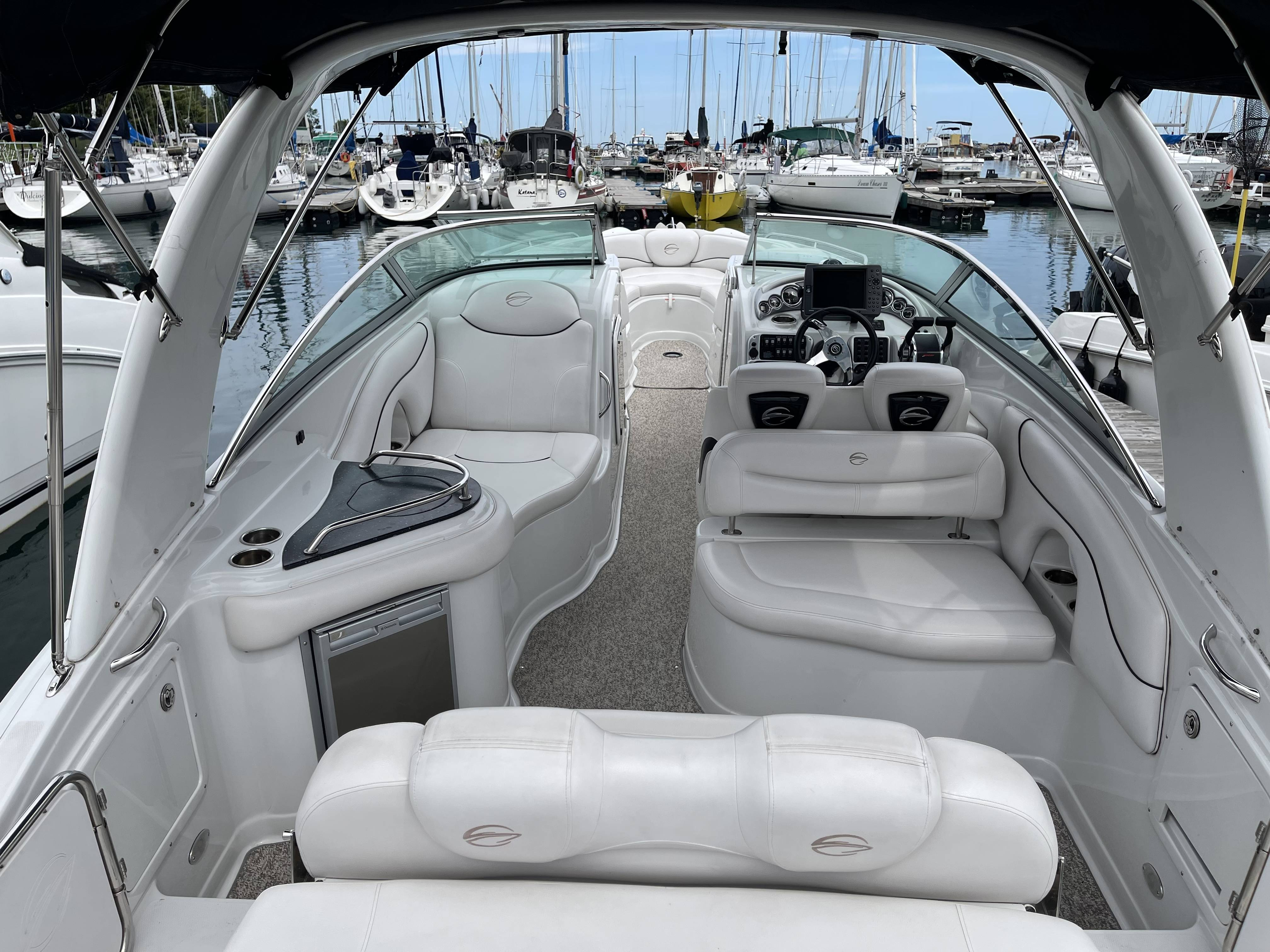 2011 Crownline boat for sale, model of the boat is 320 LS & Image # 23 of 55