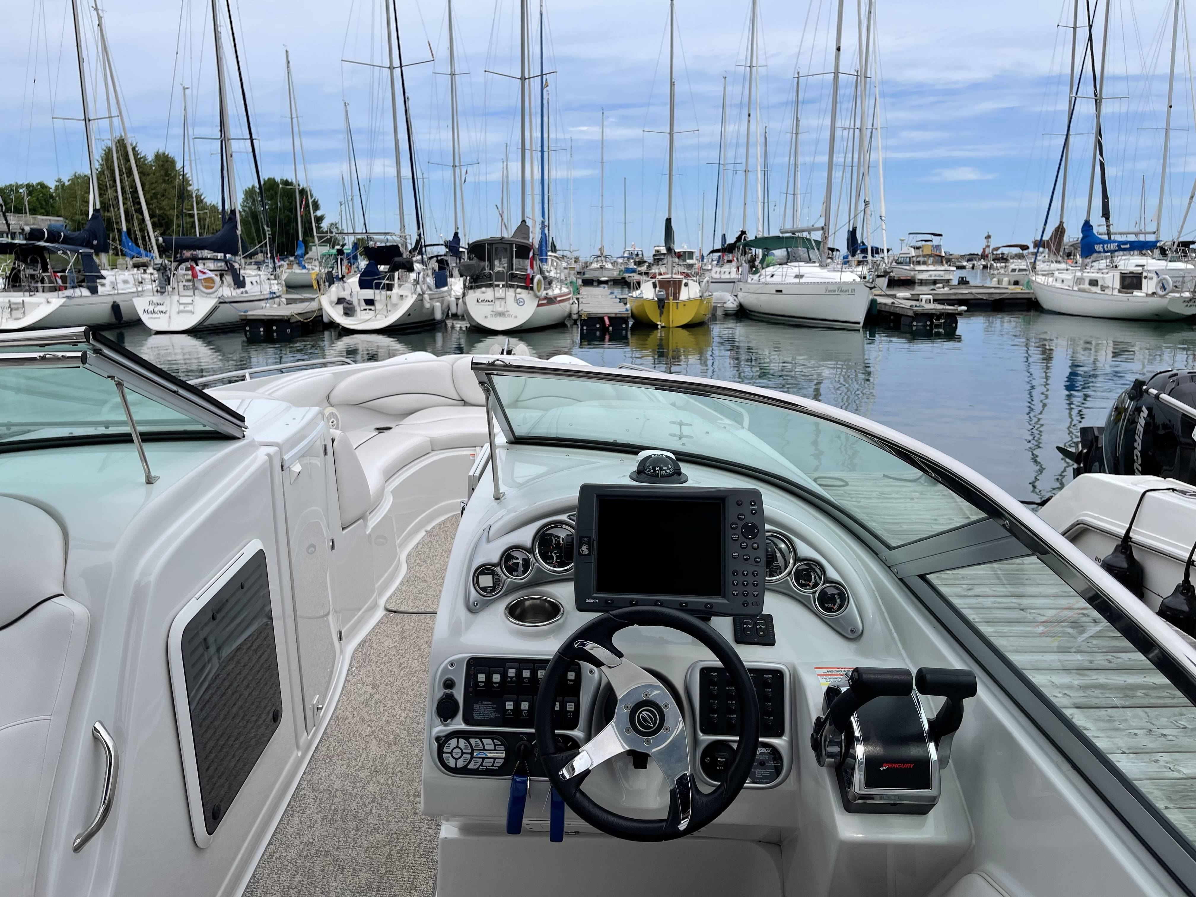 2011 Crownline boat for sale, model of the boat is 320 LS & Image # 19 of 55