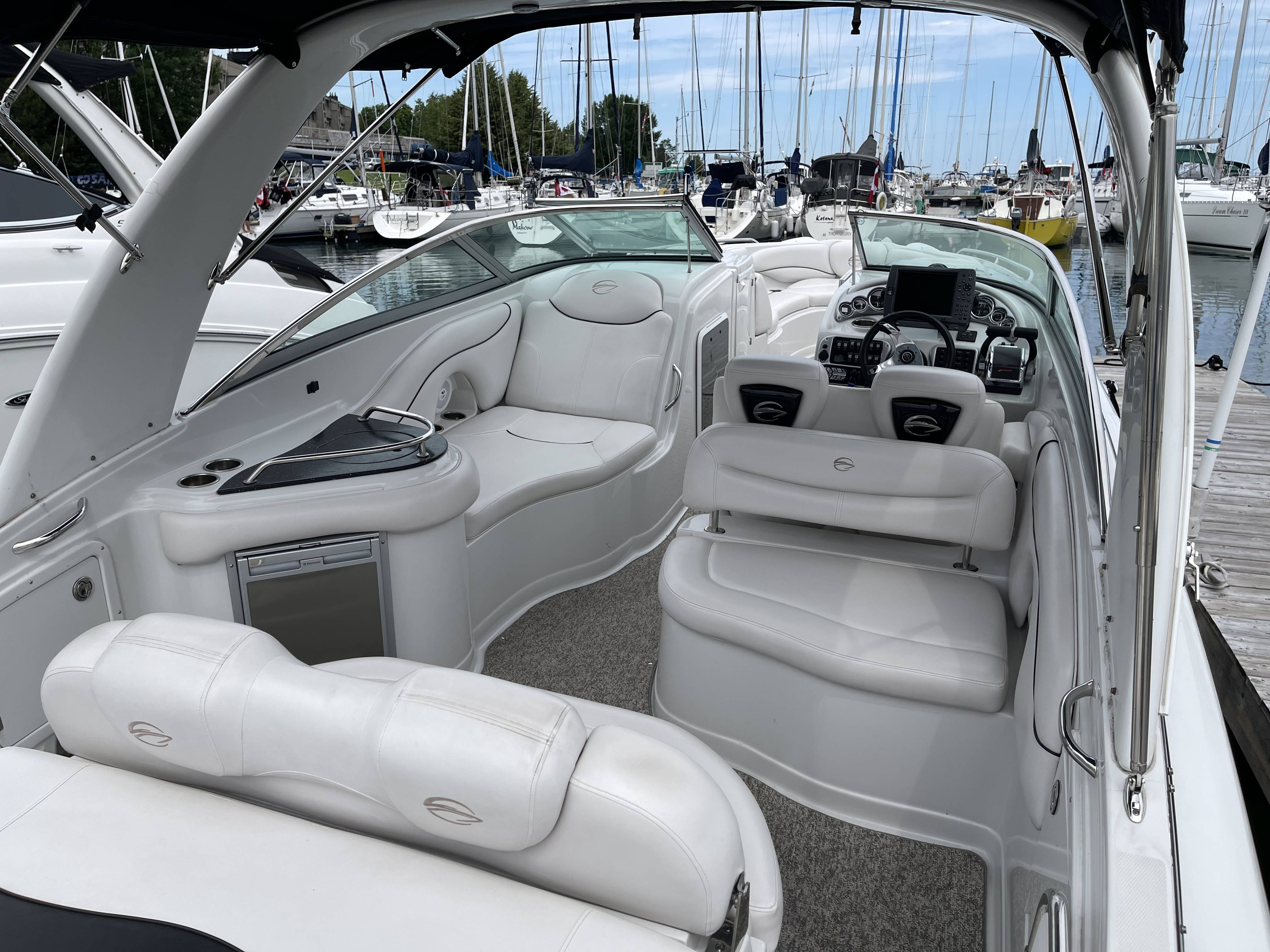2011 Crownline boat for sale, model of the boat is 320 LS & Image # 21 of 55
