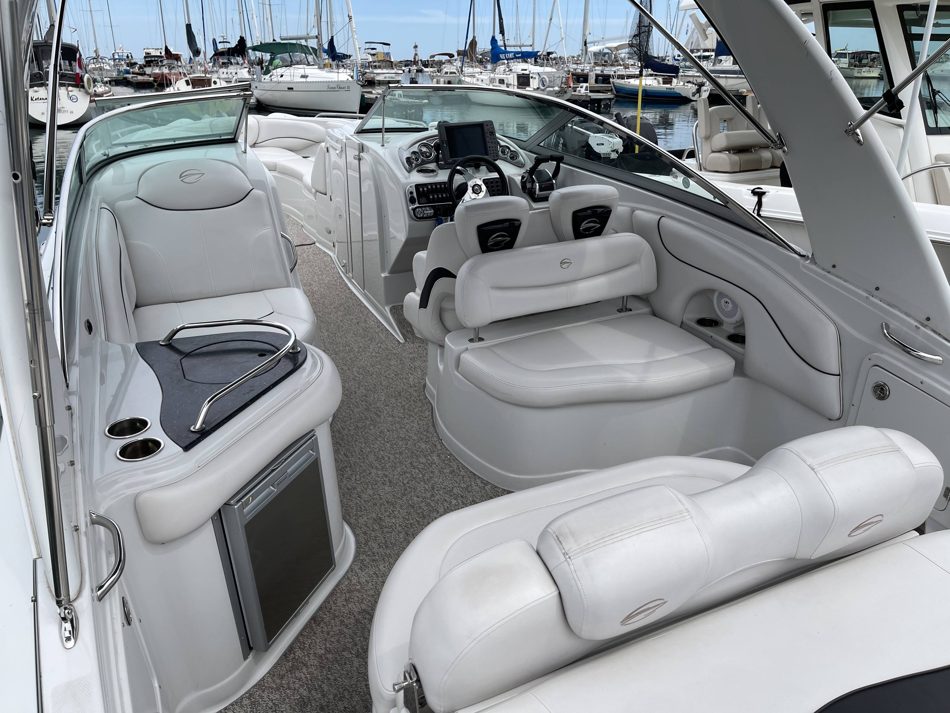 2011 Crownline boat for sale, model of the boat is 320 LS & Image # 22 of 55