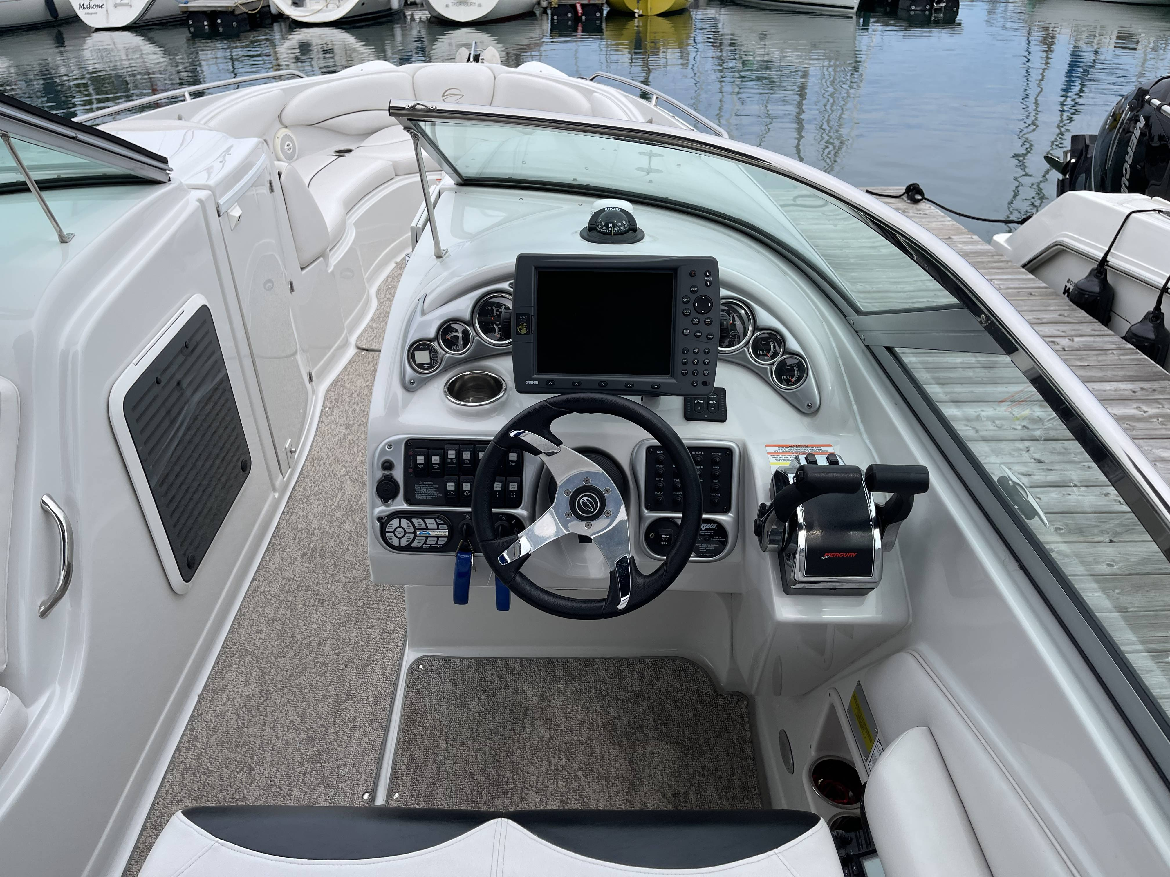 2011 Crownline boat for sale, model of the boat is 320 LS & Image # 20 of 55