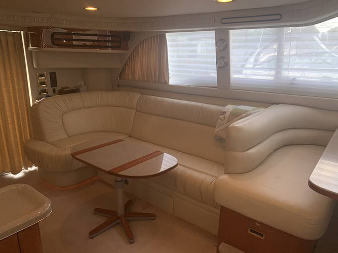 2000 Sea Ray boat for sale, model of the boat is 480 SEDAN BRIDGE & Image # 42 of 76