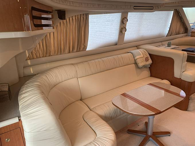 2000 Sea Ray boat for sale, model of the boat is 480 SEDAN BRIDGE & Image # 40 of 76