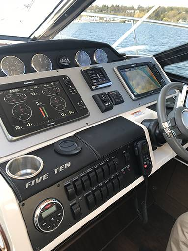 2014 SEA RAY 510 SUNDANCER for sale