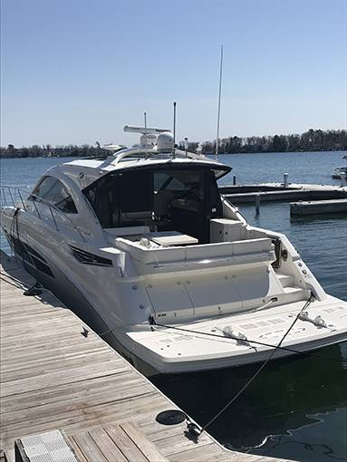 2014 Sea Ray boat for sale, model of the boat is 510 SUNDANCER & Image # 2 of 47