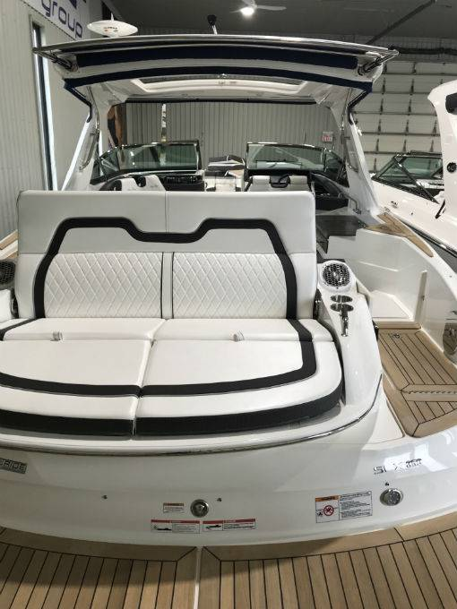 2019 Sea Ray boat for sale, model of the boat is SLX 350 & Image # 30 of 38