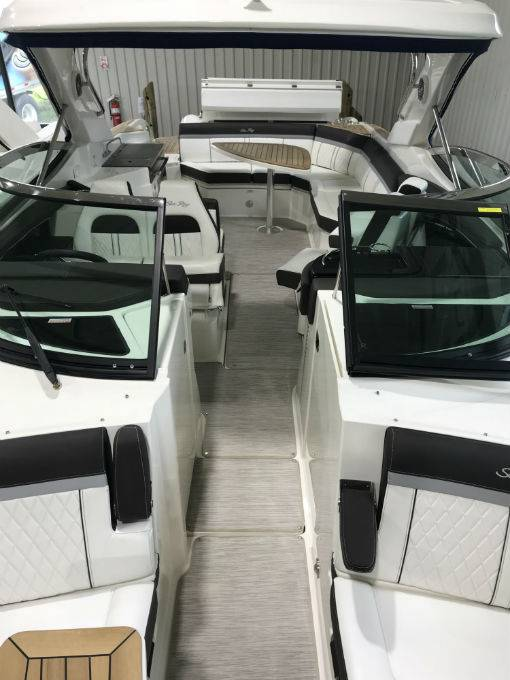 2019 Sea Ray boat for sale, model of the boat is SLX 350 & Image # 36 of 38