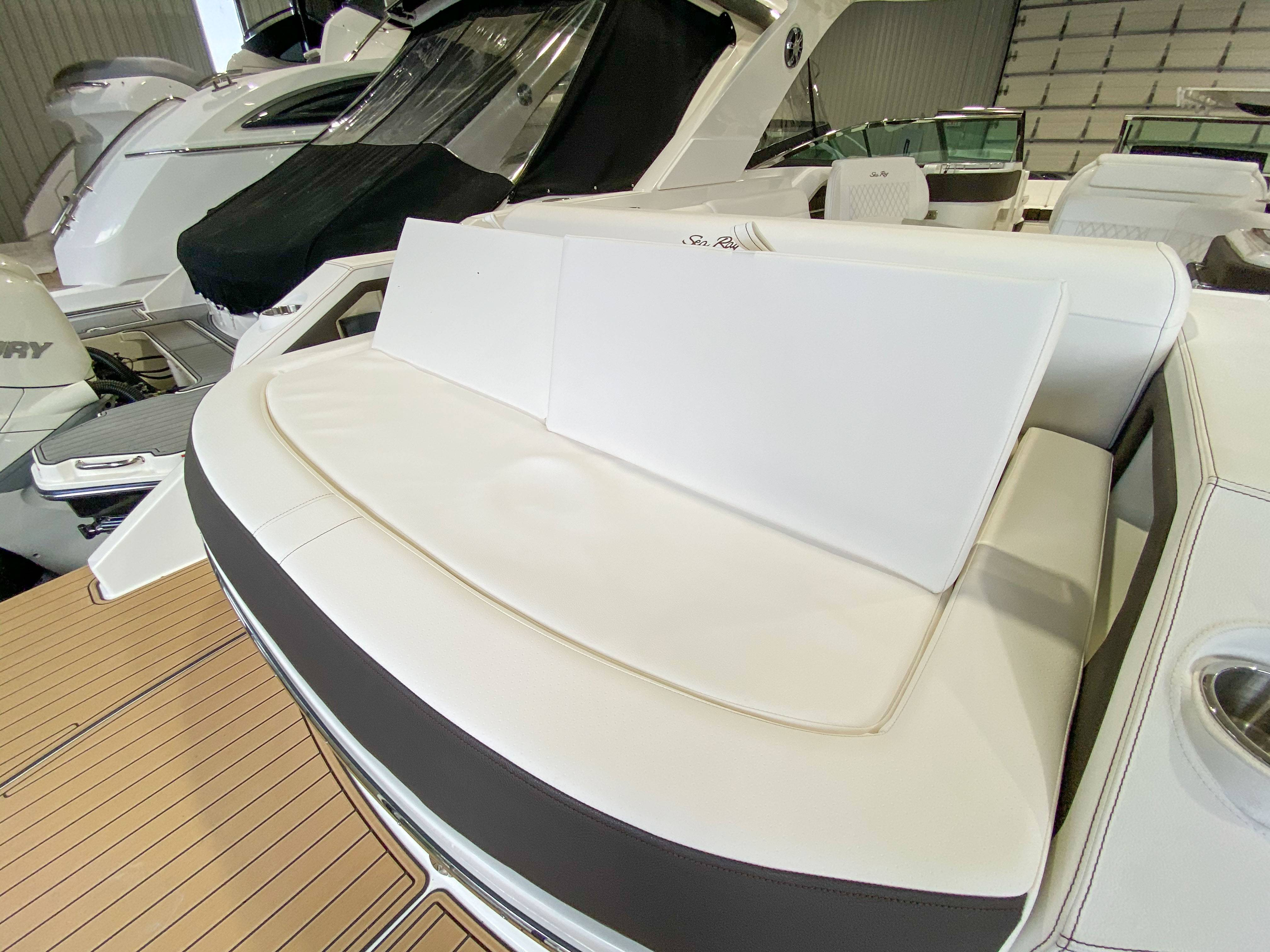 2021 Sea Ray boat for sale, model of the boat is SLX 310 & Image # 13 of 24