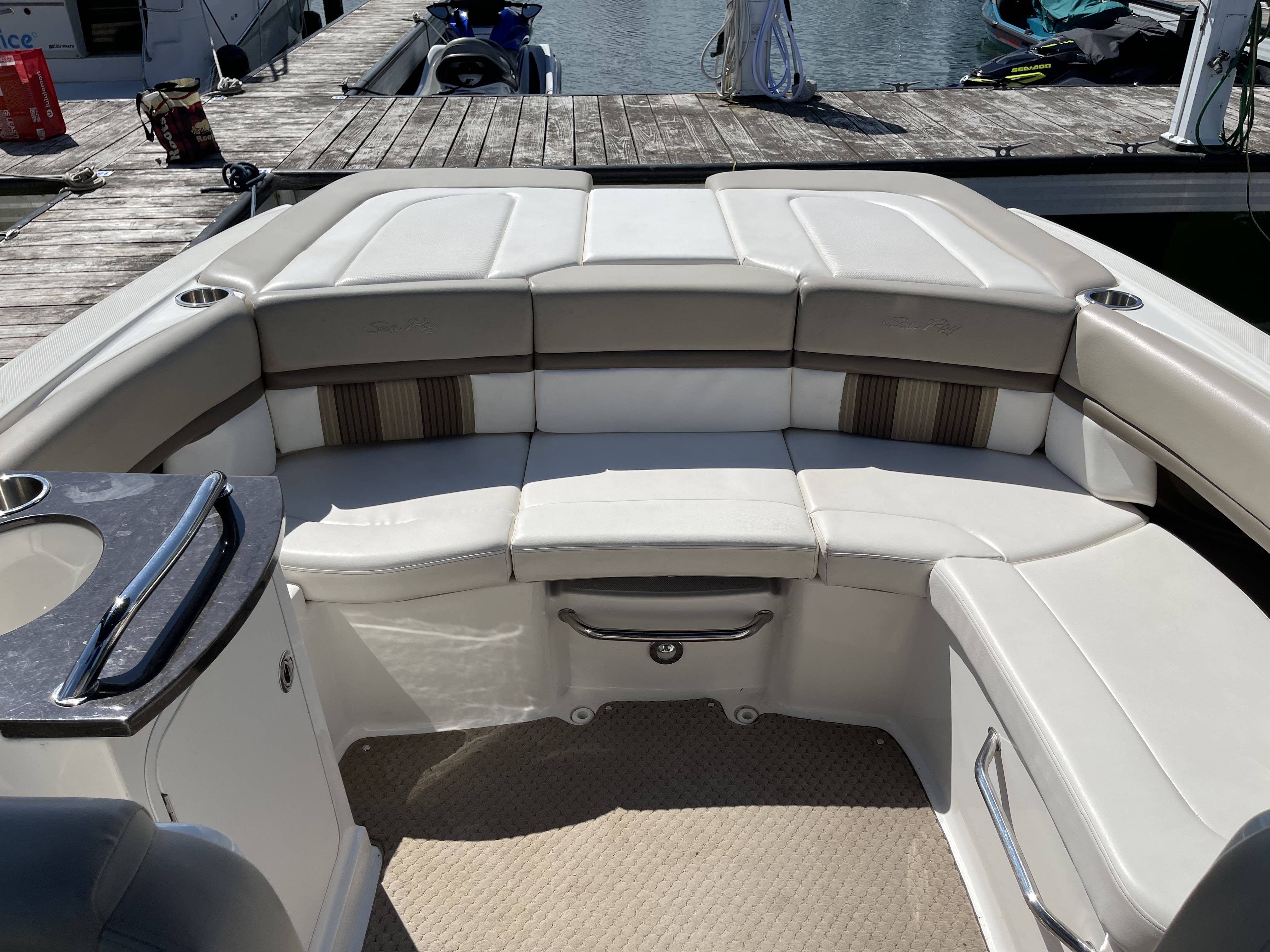 2012 Sea Ray boat for sale, model of the boat is 250 SLX & Image # 16 of 35
