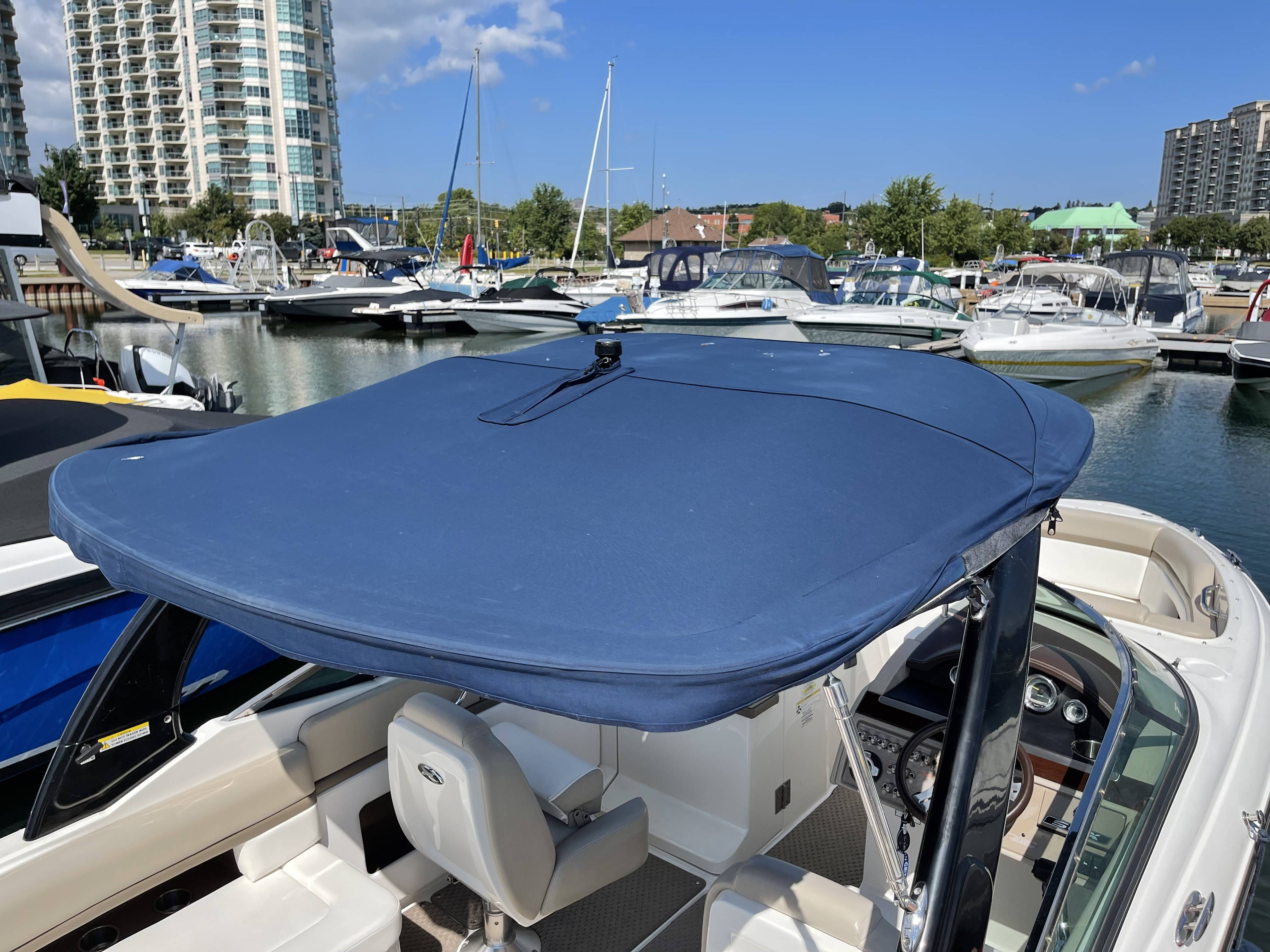 2012 Sea Ray boat for sale, model of the boat is 250 SLX & Image # 28 of 35