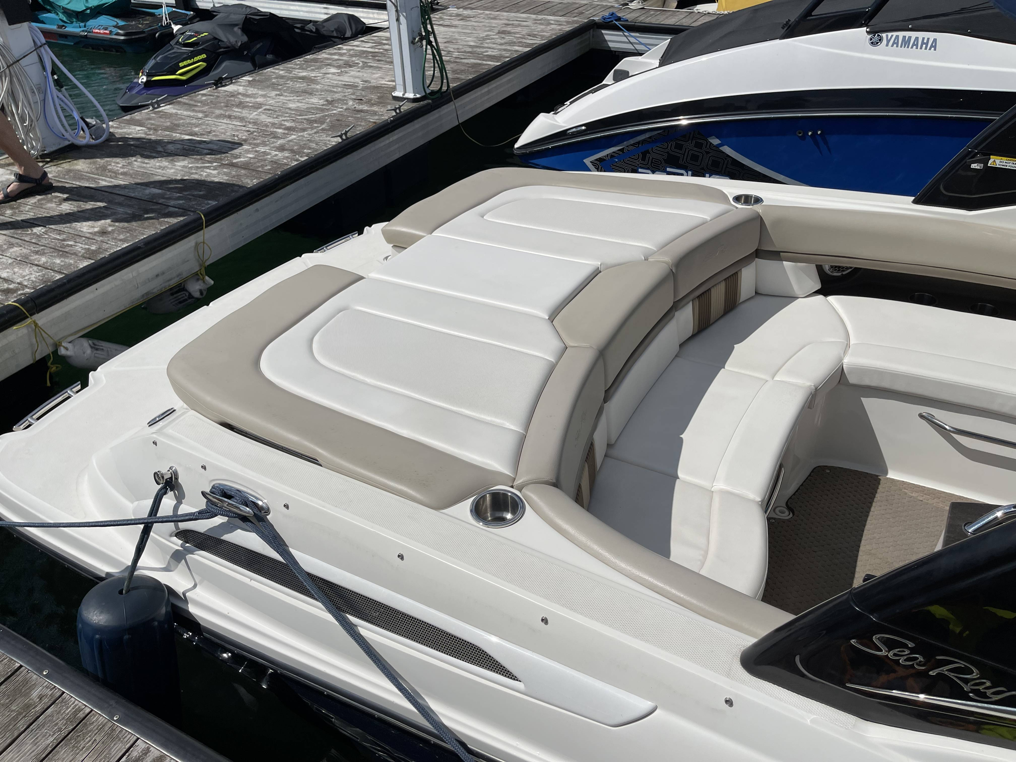 2012 Sea Ray boat for sale, model of the boat is 250 SLX & Image # 29 of 35