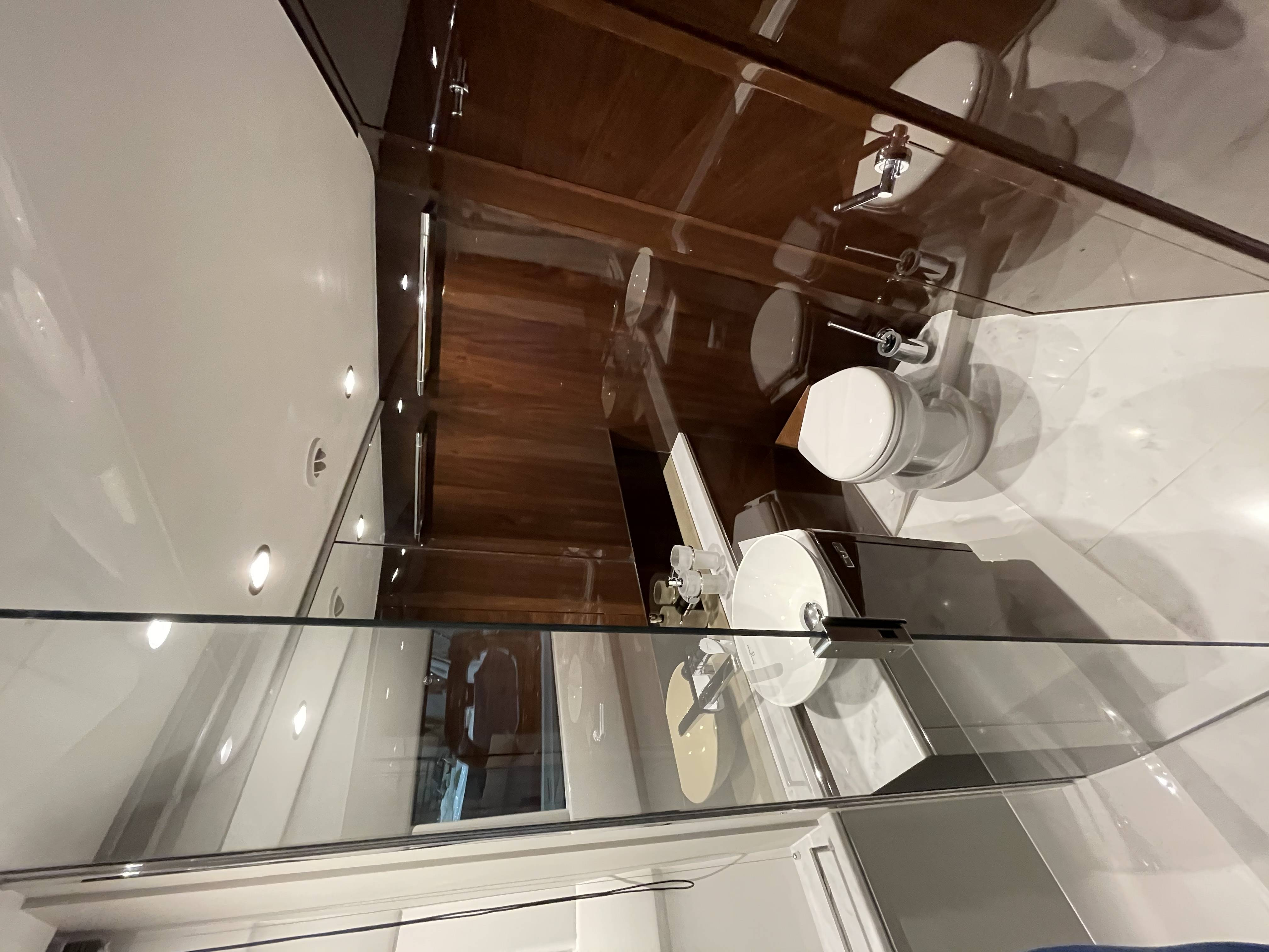 2021 Princess Yachts boat for sale, model of the boat is V50 & Image # 28 of 29