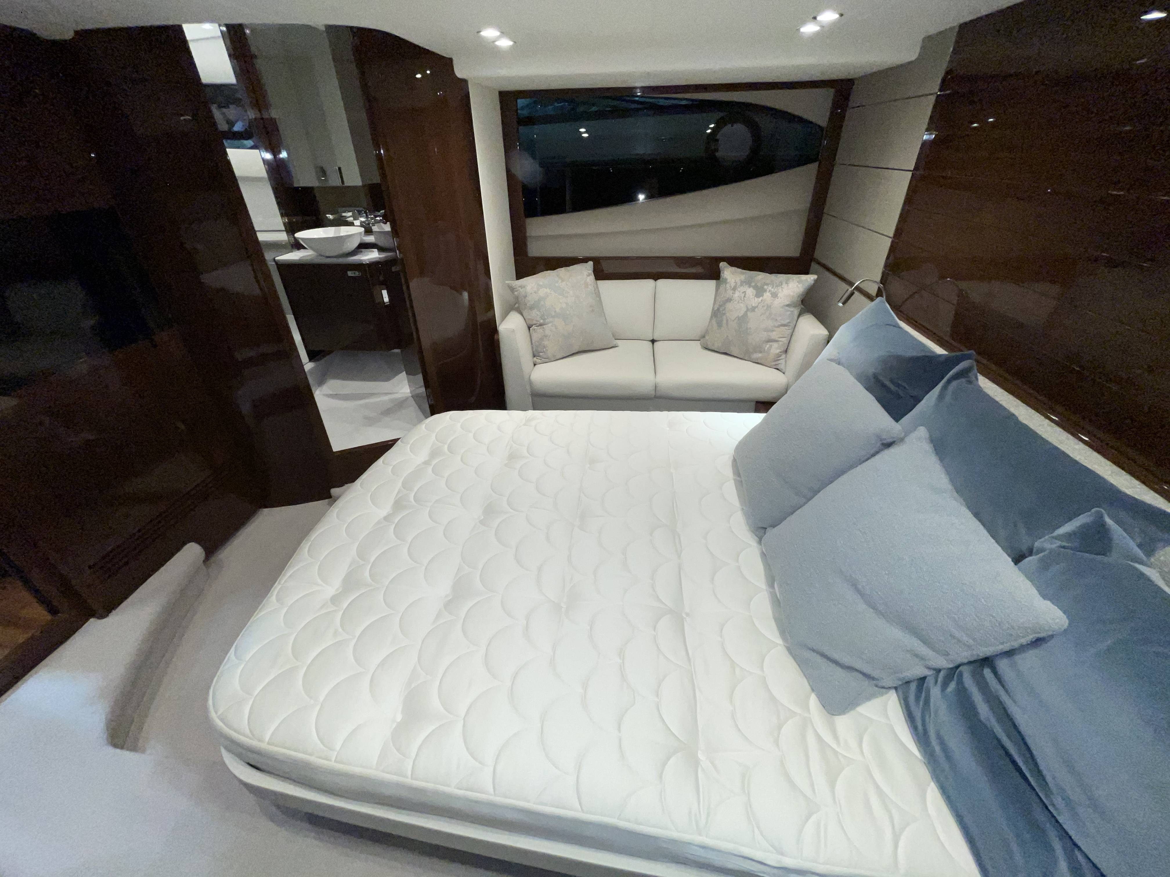 2021 Princess Yachts boat for sale, model of the boat is V50 & Image # 27 of 29
