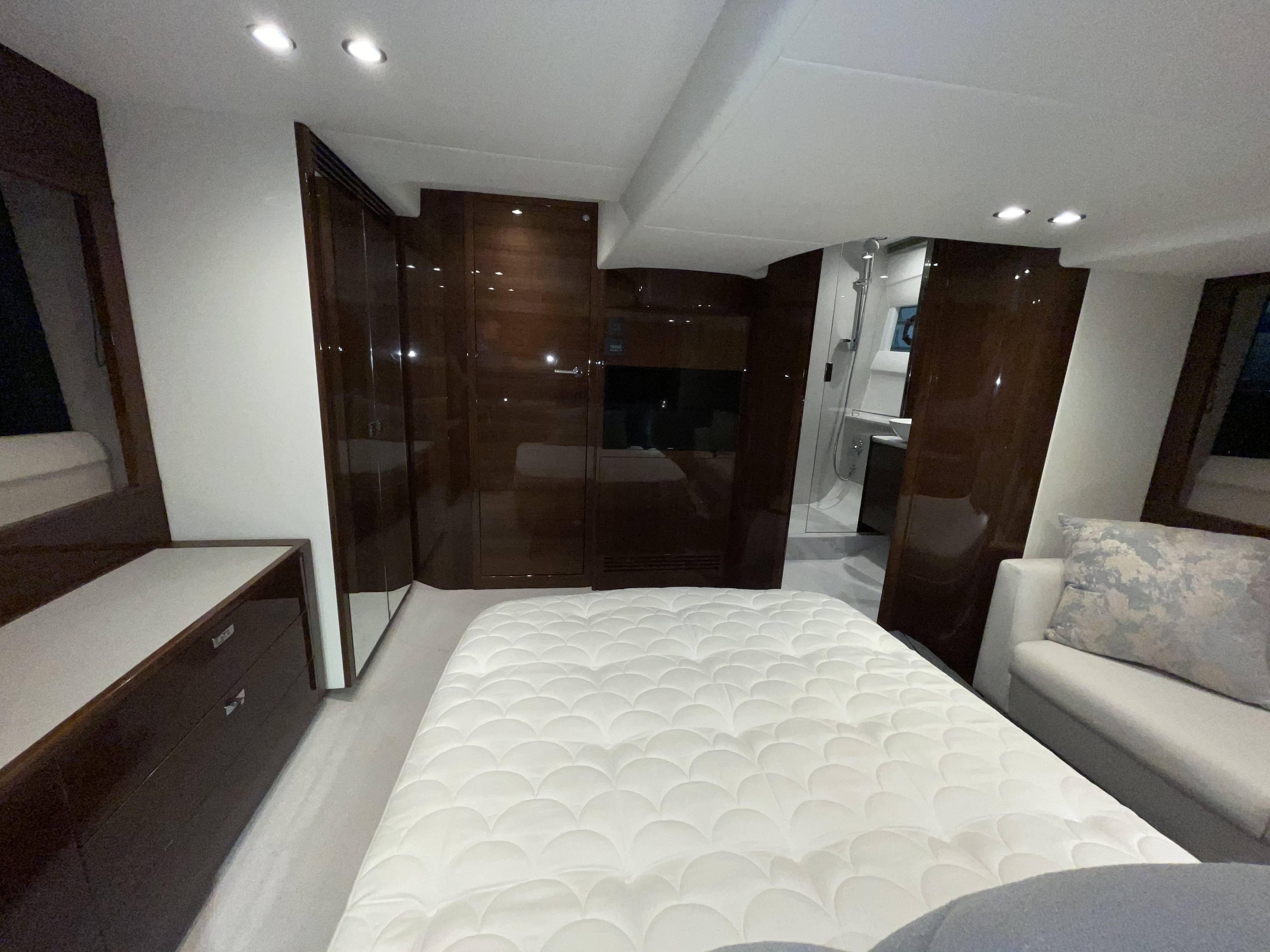 2021 Princess Yachts boat for sale, model of the boat is V50 & Image # 26 of 29