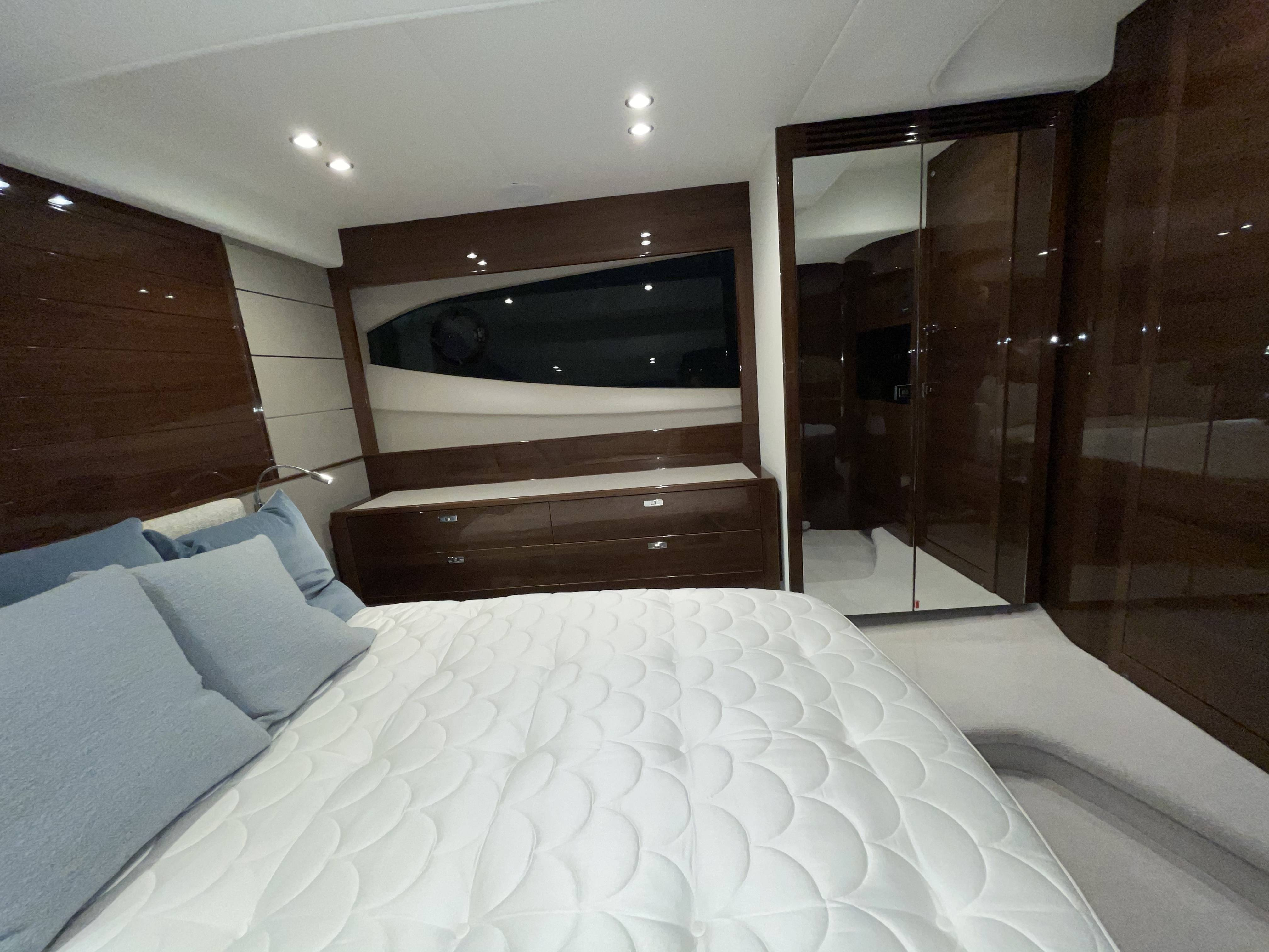 2021 Princess Yachts boat for sale, model of the boat is V50 & Image # 25 of 29