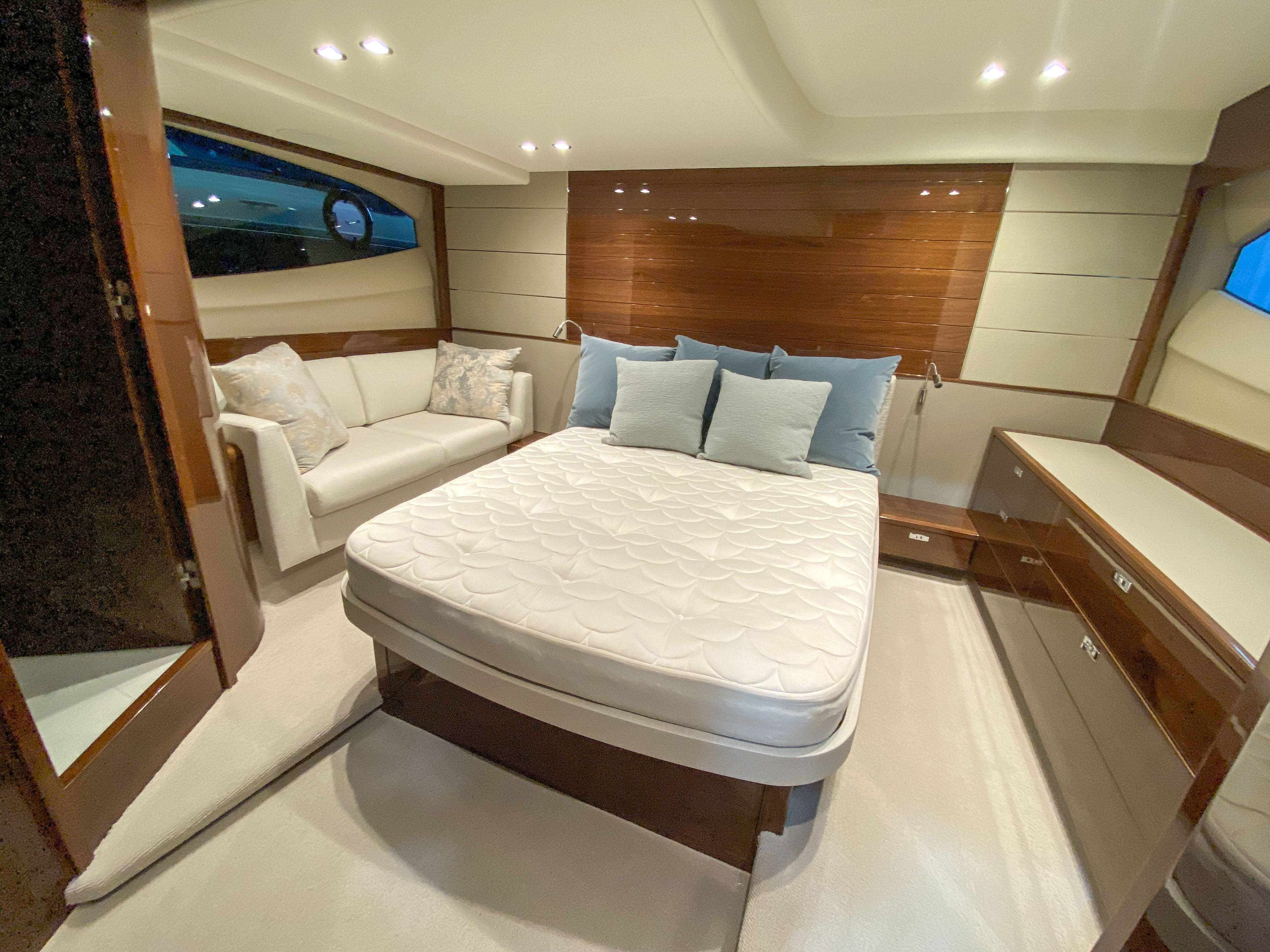 2021 Princess Yachts boat for sale, model of the boat is V50 & Image # 20 of 29