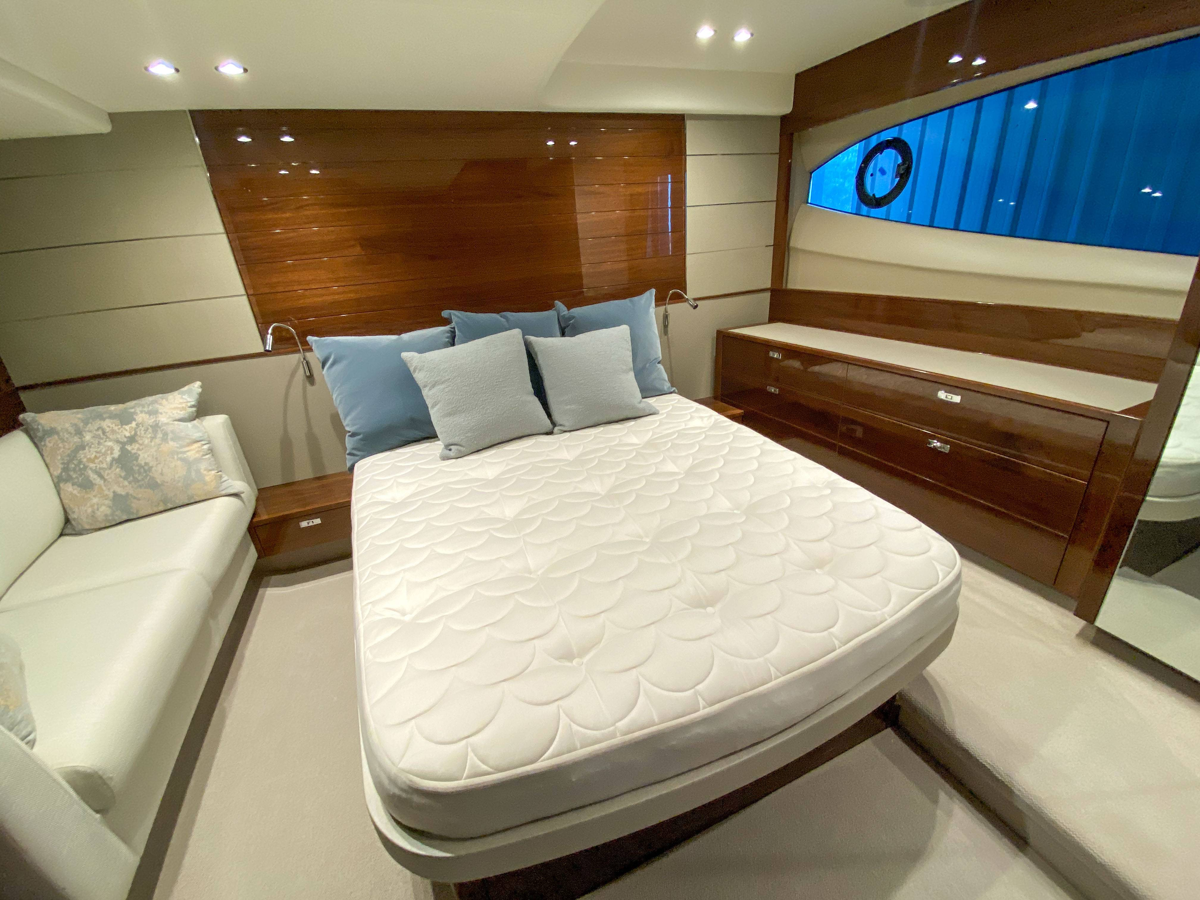 2021 Princess Yachts boat for sale, model of the boat is V50 & Image # 19 of 29