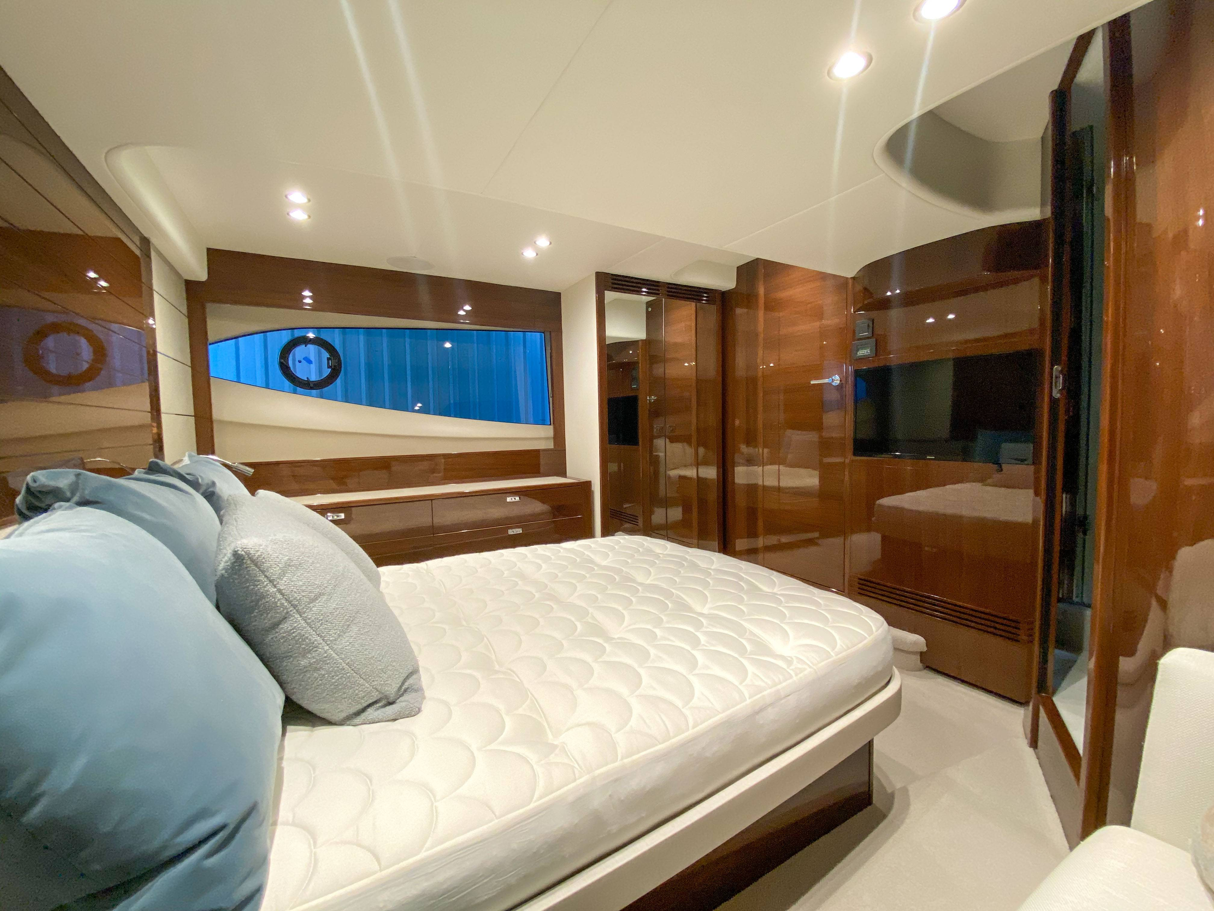 2021 Princess Yachts boat for sale, model of the boat is V50 & Image # 17 of 29