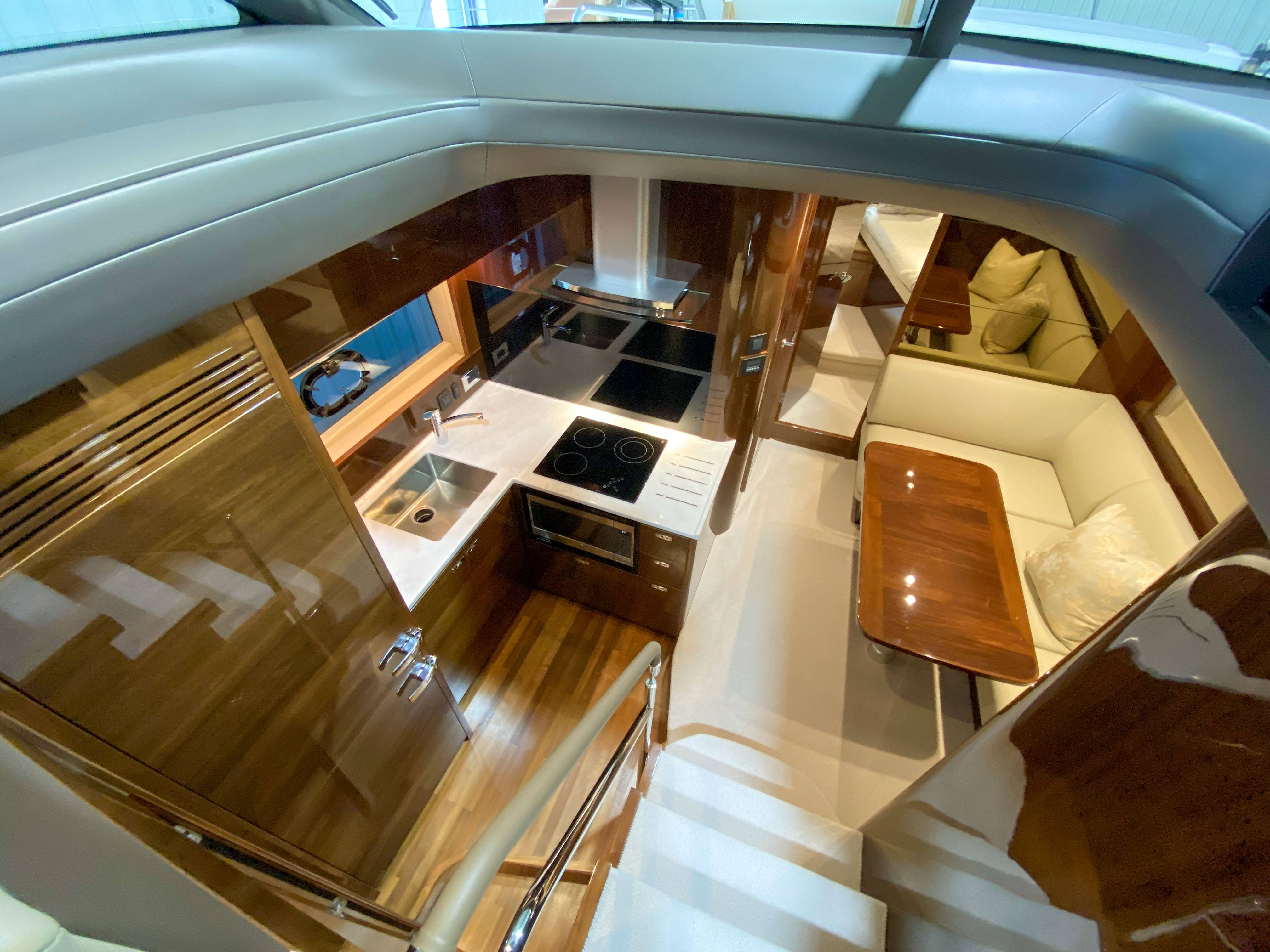 2021 Princess Yachts boat for sale, model of the boat is V50 & Image # 15 of 29