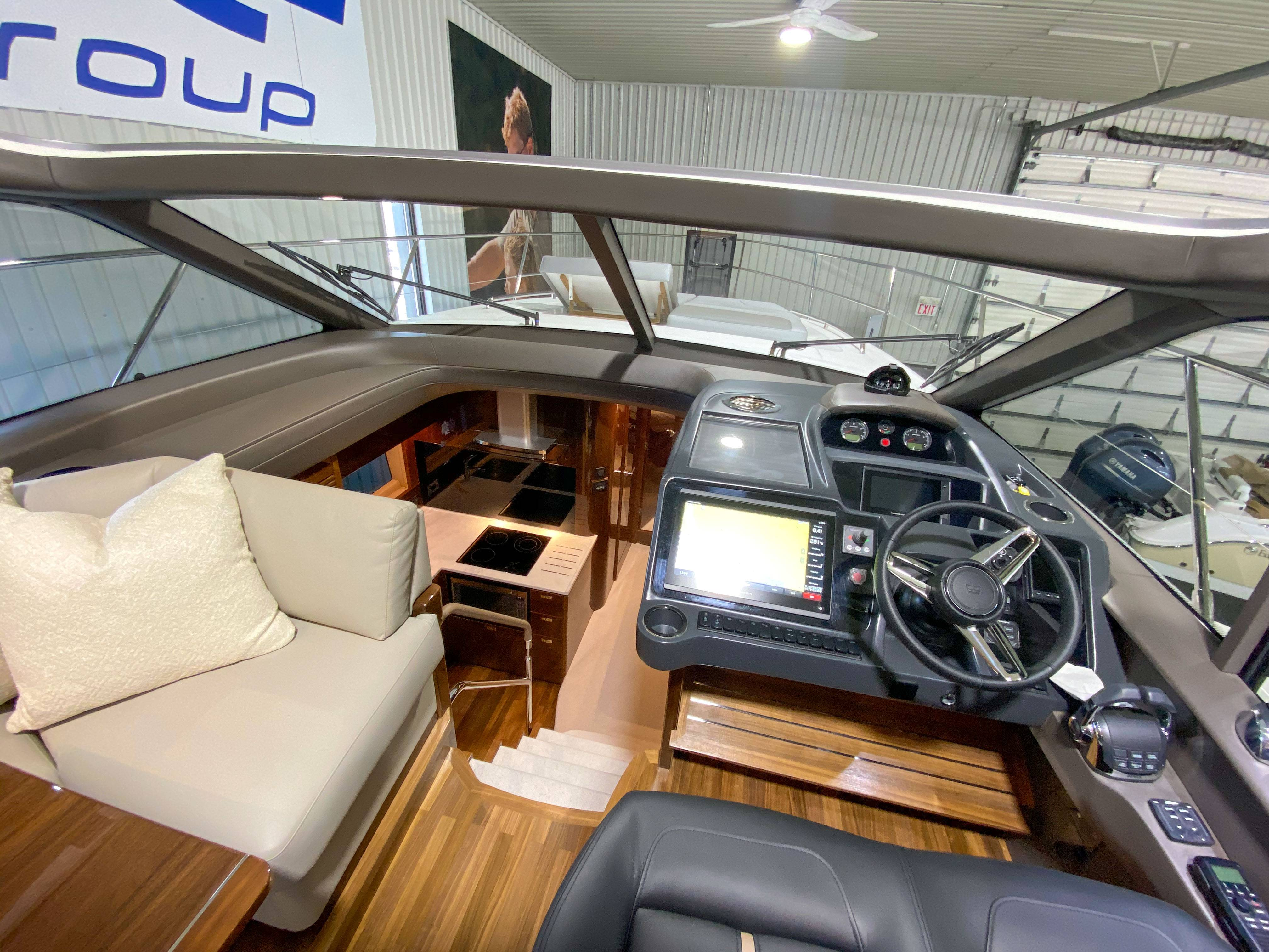 2021 Princess Yachts boat for sale, model of the boat is V50 & Image # 14 of 29