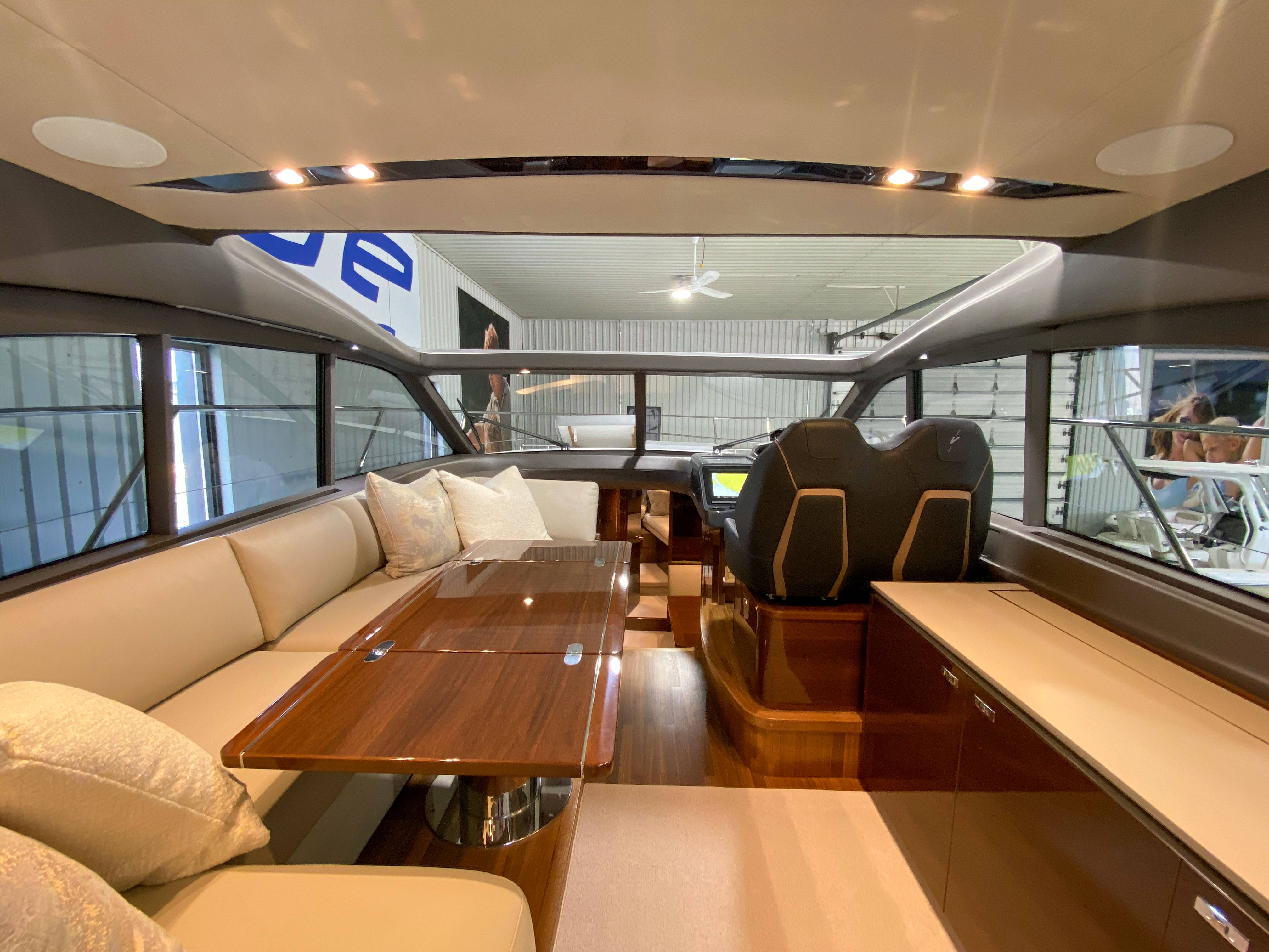 2021 Princess Yachts boat for sale, model of the boat is V50 & Image # 13 of 29