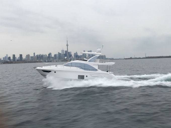 2019 Azimut boat for sale, model of the boat is 50 FLYBRIDGE & Image # 13 of 13