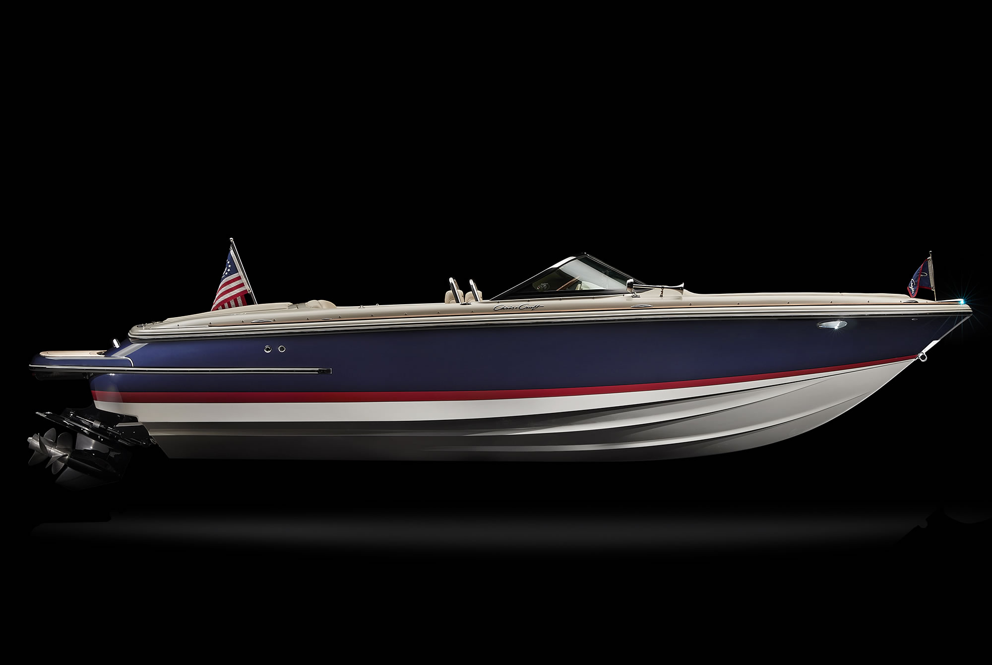 chris craft model boat new boat brochures 2017 chris craft launch 22 3549
